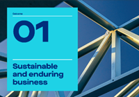 SO1 A Sustainable And Enduring Business